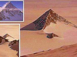 Piramidele din Antarctica, descoperite în 2013, chiar au 100 de milioane de ani vechime, fiind construite de o civilizaţie necunoscută?