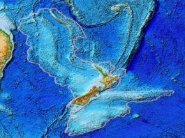 Cercetătorii au cartografiat fostul continent Zeelandia, scufundat în Oceanul Pacific. Este el identic cu legendarul continent Mu, pe care ar fi apărut primii oameni acum 200 de milioane de ani?