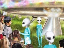 62 de martori au observat în Zimbabwe 2 creaturi extraterestre cu ochi negri, cap mare şi costume de scafandru! Ce spun oamenii de ştiinţă?