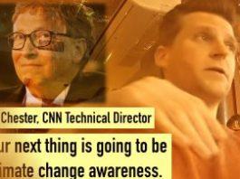 Planul secret al miliardarului Bill Gates e susţinut de CNN, liderul mass-mediei globaliste?