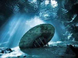 În Spania, un scafandru a descoperit pe fundul mării un gigantic obiect metalic ciudat. A doua zi, obiectul a dispărut misterios... Unde?