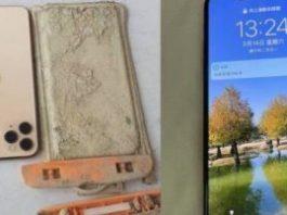 Halucinant: un iPhone încă funcționează, după ce a petrecut 1 an pe fundul unui lac!