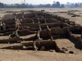 """Descoperire de excepţie în zilele noastre: au fost găsite ruinele """"oraşului de aur"""" al Egiptului, vechi de 3.000 de ani"""