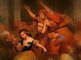 """Misterul din spatele celebrelor """"vrăjitoare din Salem"""""""