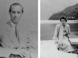 Fotografii necunoscute, vechi de 70 de ani, au stârnit o frenezie în întreaga lume. Cine sunt cei doi?