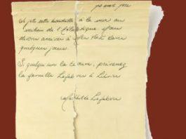 Un mesaj descoperit într-o sticlă la mai mult de 100 de ani de la scufundarea Titanicului - ce conţine?