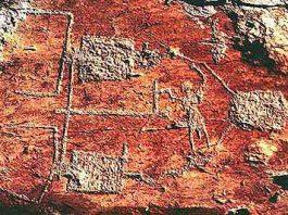 Petroglifele misterioase din Valea Minunilor (Franţa)... cine le-a realizat?