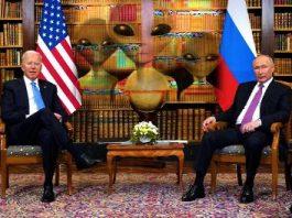 Cei doi preşedinţi, Biden şi Putin, ar fi discutat în spatele uşilor închise despre extratereştri - susţine un forum de conspiraţii. Mai exact, ce!?