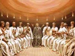 """Rusaliile – """"limbile de foc"""" primite de apostolii lui Iisus. Unii spun că ar fi vorba de o """"energie misterioasă"""" recepţionată de la fiinţe din alte lumi"""