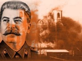 Cum au distrus bolşevicii criminali bisericile în Rusia? Unele au fost transformate în cinematografe sau muzee!