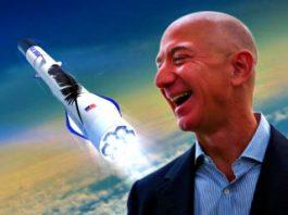Ce caută în spaţiul cosmic cel mai bogat om de pe planetă, Jeff Bezos (patronul Amazon)? Şi alte lucruri bizare în legătură cu el...