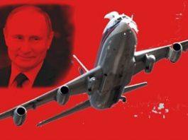 """Vladimir Putin se pregăteşte de război nuclear? De ce vrea să construiască două """"Kremlin-uri zburătoare"""", pentru a conduce Rusia din cer?"""
