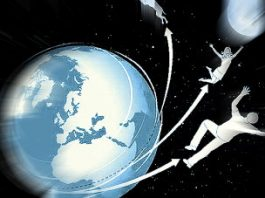 """Ce s-ar întâmpla dacă planeta noastră nu s-ar mai roti? Oamenii """"ar zbura"""" cu 1.700 de km/h şi multe altele..."""