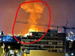 Explozii şi incendii misterioase au loc în ultima vreme la mai multe fabrici chimice şi instalaţii petroliere din întreaga lume! Coincidenţă? De ce?