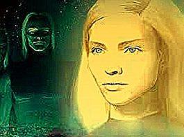 Cum arată fiinţele din alte lumi, de pe tărâmul Shambalei? Informaţii primite prin telepatie...