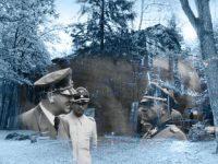 """Din secretele """"Bârlogului lupului"""", locul ascuns de unde Hitler a condus operaţiunile militare ale celui de-al doilea război mondial"""