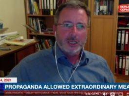 """""""Covid-ul nu este doar o boală, ci şi o operaţiune de propagandă globală"""" - susţine expertul în comunicare, Dr. Piers Robinson, într-un interviu şocant"""