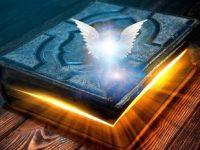 Ce super-carte a primit Adam de la un înger / zeu-extraterestru? Din ea se putea afla viitorul...