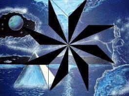 Simbolul secret al vechilor civilizaţii ascunse din trecutul omenirii: steaua cu 8 colţuri şi crucea din interiorul acesteia