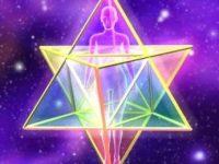 Învăţături ezoterice secrete: există trei stele tetrahedronice în jurul celor trei corpuri umane