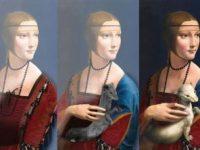 """Secretul ascuns de Leonardo da Vinci în tabloul """"Doamna cu o hermină"""""""