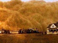 """""""Furtuna Satanei"""" se aşternu peste un oraş din Texas, cu temperaturi depăşind 60 de grade Celsius!"""