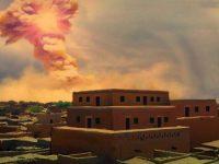 Cercetătorii au descoperit: un asteroid gigant a distrus două oraşe străvechi din Orientul Mijlociu, iar Biblia povesteşte totul!