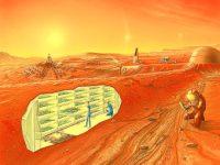 Au colonizat societăţile secrete germane planeta Marte în anii '40? Un detractor susţine că DA!