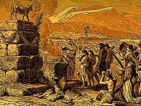"""Arheologii spun că au găsit """"muntele sfânt"""" misterios unde Dumnezeu i-a dat lui Moise cele """"Zece Porunci"""". Unde se află acesta?"""
