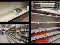 În SUA, rafturile unor magazine sunt din ce în ce mai goale! Există vreun motiv secret?